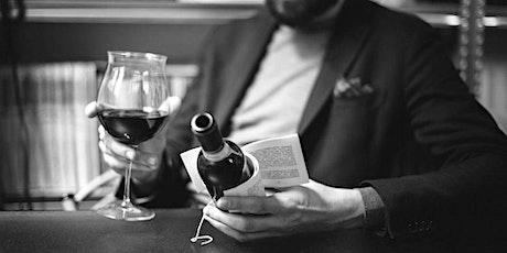 BookCLUB & Wine billets