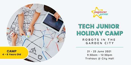 Tech Junior Holiday Camp tickets