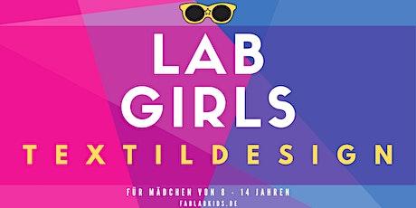 FabLabKids: LabGirls - Taschen-Atelier - wir pimpen Deine Tasche Tickets