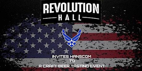 Hanscom AFB Craft Beer Tasting tickets
