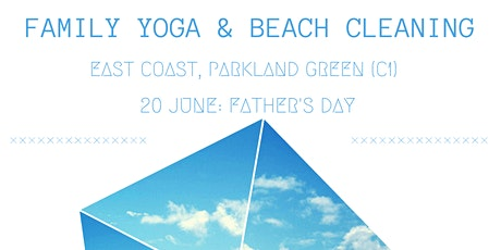 Family Yoga and Beach Cleaning tickets