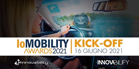 IoMOBILITY - Lancio Awards tickets