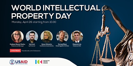 World Intellectual Property Day tickets