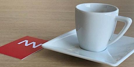 Pause-café avec Aurora's Grid billets