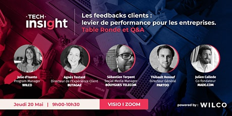 TECH INSIGHT - Feedbacks clients : Levier de performance pour les marques billets