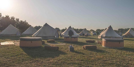 Luxury Glamping & Accommodation at the Derby S&C Festival  tickets