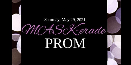 MASK-erade Prom tickets