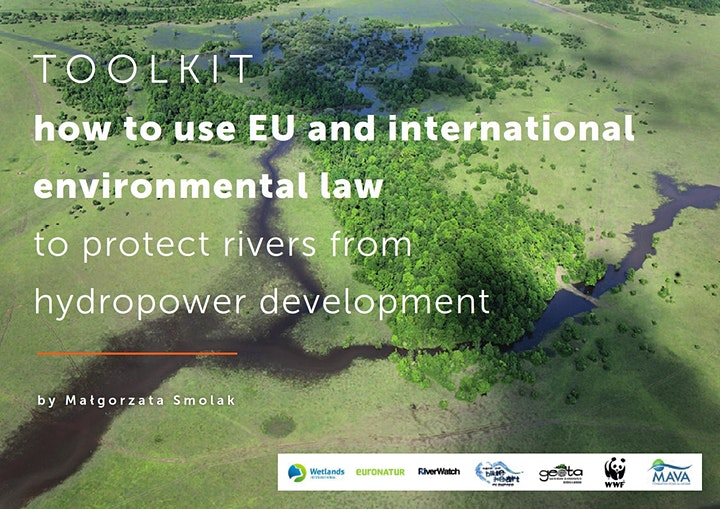 Legal Tools to Protect Rivers from Hydropower Development image