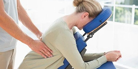 Free Chair Massage Training & Networking Day tickets