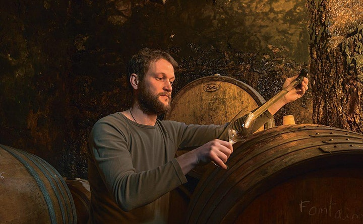 Rediscover Alsace Masterclass with Marc Kreydenweiss image