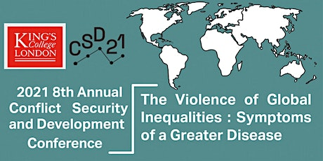Conflict, Security, and Development Conference 2021: Global Inequality tickets