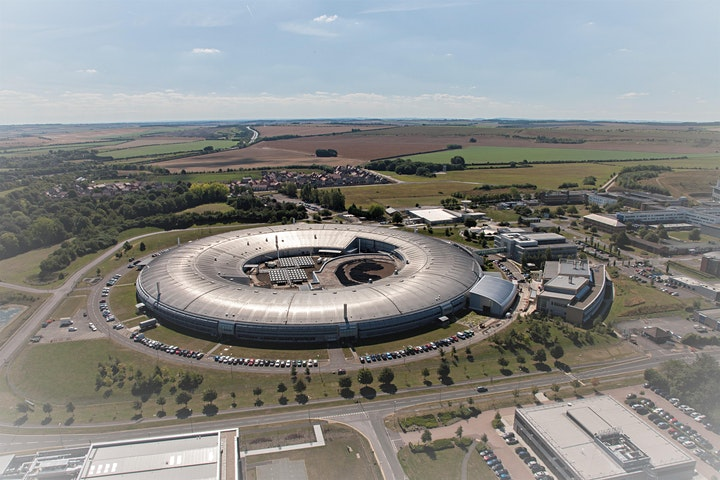 University of Manchester at Harwell: Portal to National Facility Science image