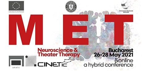 MET: Neuroscience and Theater Therapy @ CINETic Center, Romania tickets