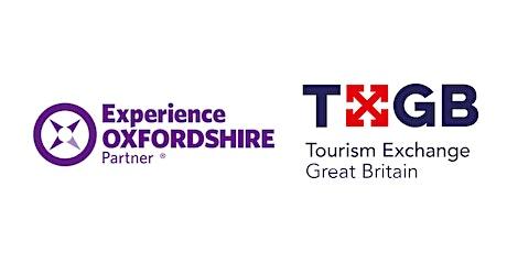 Experience Oxfordshire Virtual Partnership Meeting featuring TXGB tickets