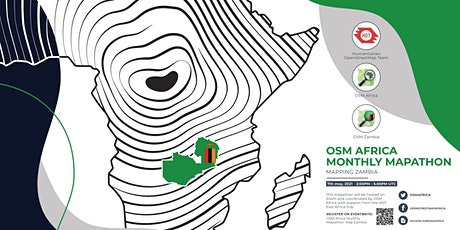 OSM Africa Monthly Mapathon: Map Zambia Tickets
