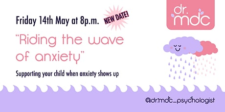 """Riding the wave of Anxiety"" tickets"