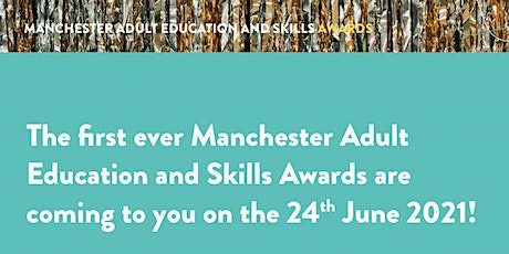 Manchester Adult Education and Skills Awards tickets