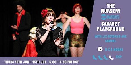 Online Improv Course: Cabaret Playground tickets