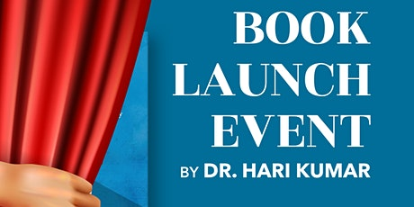 Book Launch Event by Dr. Hari Kumar tickets