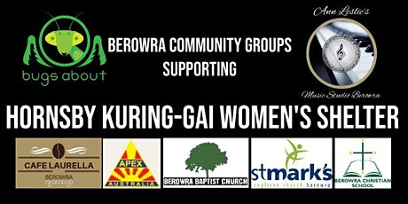 Berowra Community Groups supporting HKWS tickets