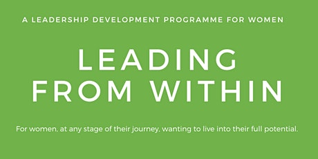 Leading from Within: a graduation showcase tickets