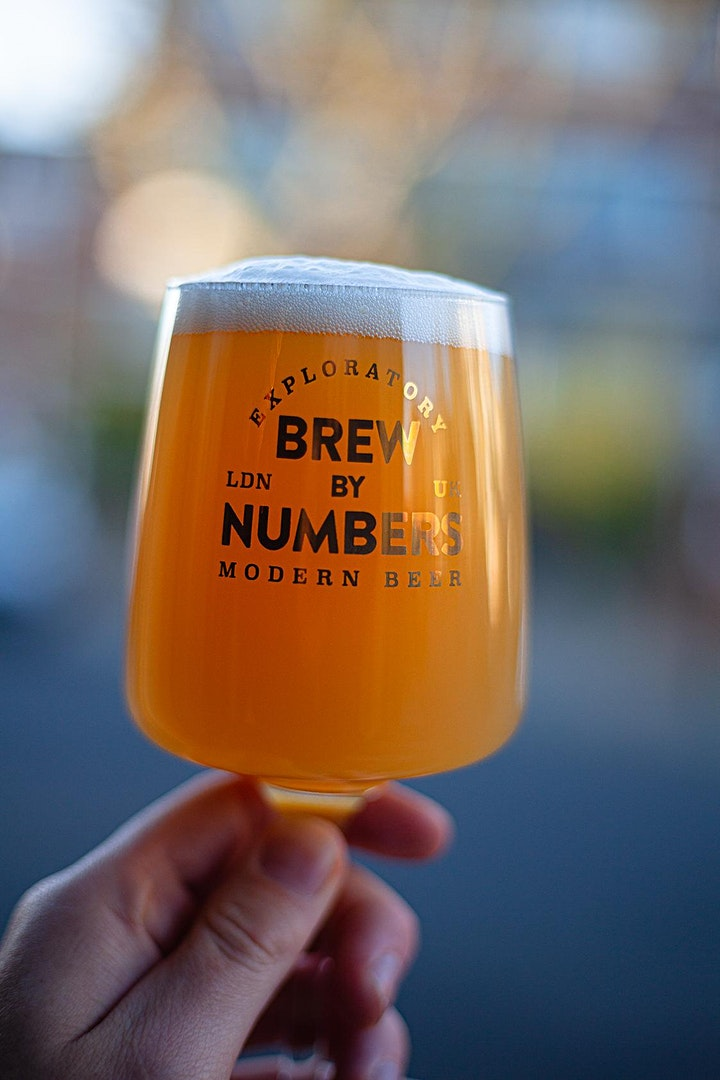 What The Pitta X Brew By Numbers: Vegan Food & Beer Tasting image