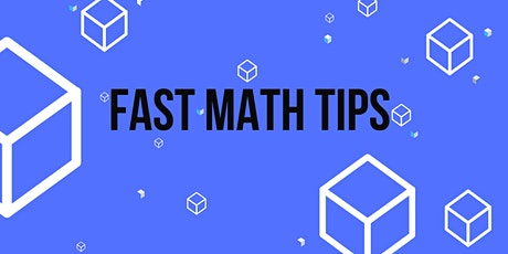 Kids Online Fast Math 5 Day Camp tickets