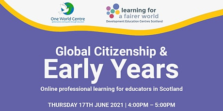 Global Citizenship and Early Years tickets