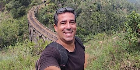 Webinar Nomad: Segurança em Viagem com André Parente bilhetes