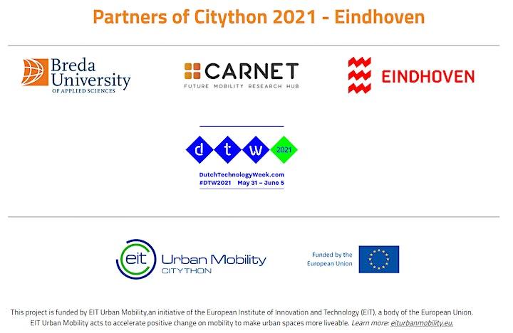 Citython 2021 Eindhoven - Online Event image