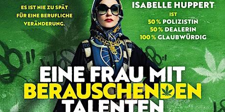 Eine Frau mit berauschenden Talenten| Autokino im filmriss AVU Eventsommer Tickets