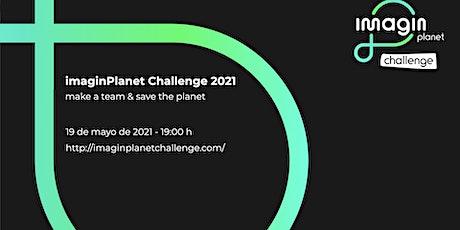 Webinar imaginPlanet Challenge entradas