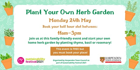 Plant Your Own Herb Garden tickets