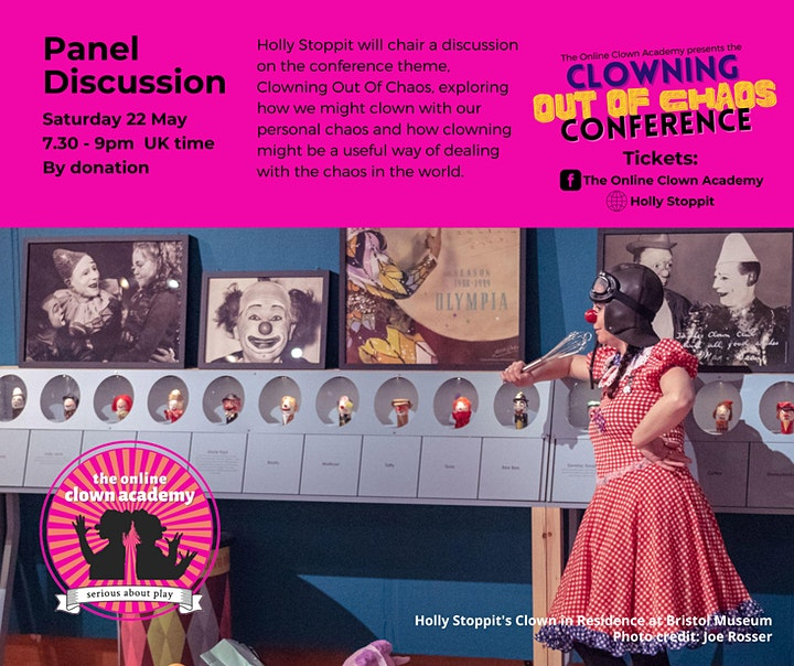 Clowning Out Of Chaos Conference image
