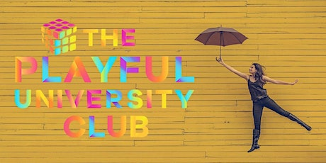 Playful University Monthly Meeting: Ted DesMaisons tickets