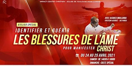 Week-end Spécial avec Pasteur Jacques MBALANDA billets
