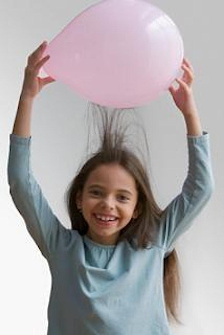 Imagen de Balloon experiments - Edades recomendada 4 - 10