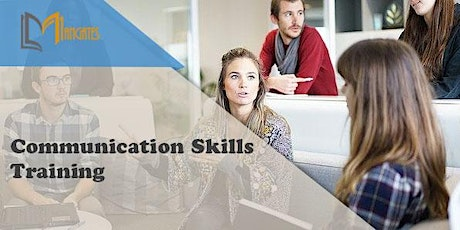 Communication Skills 1 Day Virtual Live Training in Canberra tickets