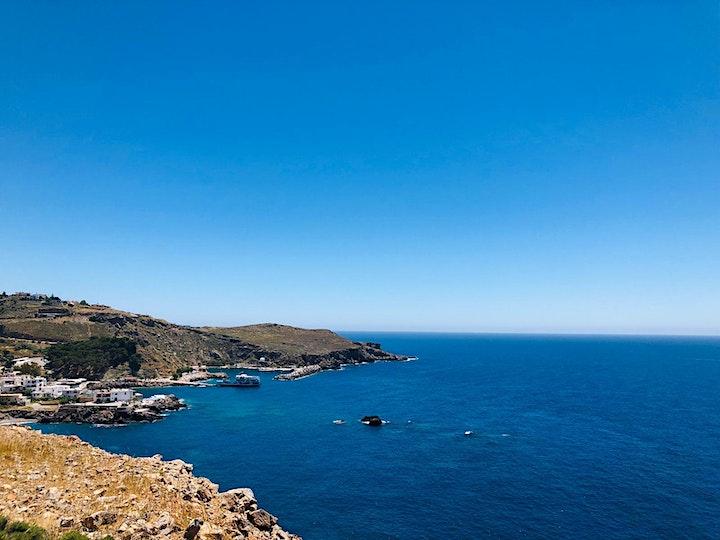 Ich II PAUSE II Kreta: Bild