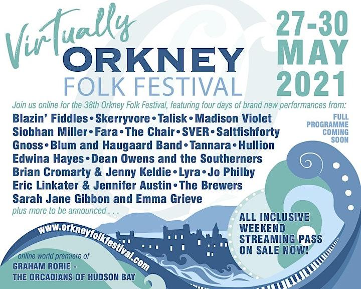 Virtually Orkney Folk Festival 2021 image