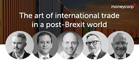 The art of international trade in a post-Brexit world tickets