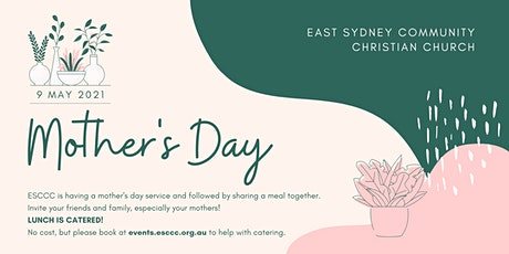 Mothers Day Church Lunch tickets