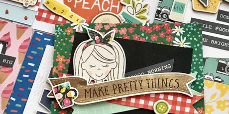 Make & Take - Create A Card tickets