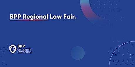 BPP Regional Law Fair tickets