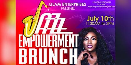 (Women  Evolving) Jazz  Empowerment Brunch tickets