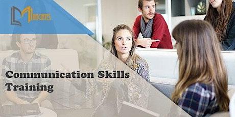 Communication Skills 1 Day Virtual Live Training in Washington, DC tickets