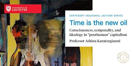 Professor Athina Karatzogianni Inaugural Lecture tickets