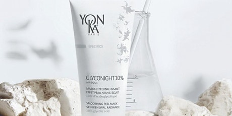 Spring Renewal with the Launch of Yonka's GlycoNight 10% Mask tickets
