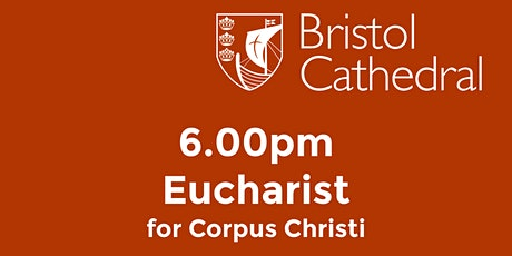 Eucharist for Corpus Christi tickets