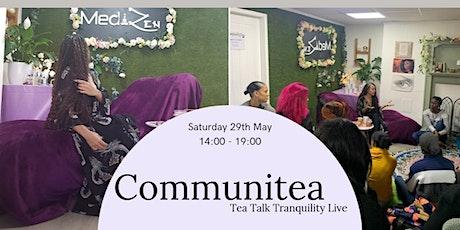 Communitea tickets